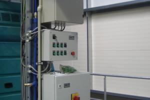System automatycznego sterowania produkcja betonu